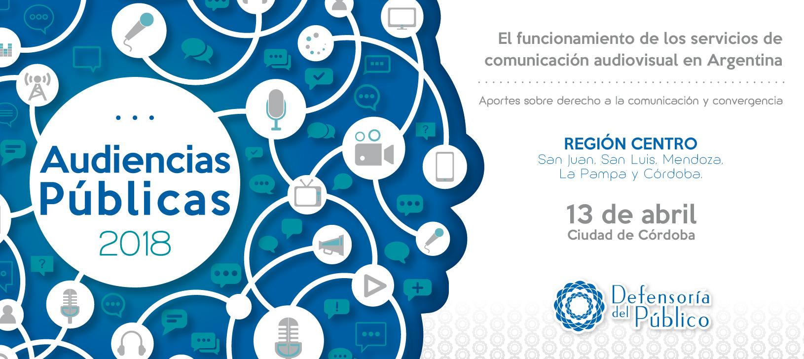 """6eb41a0c31 ... la jornada será """"El funcionamiento de los servicios de comunicación  audiovisual en Argentina. Aportes sobre derecho a la comunicación y  convergencia""""."""